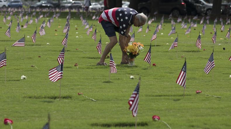 Lebenslange Traumata, Selbstmorde und Suspension bei Schaden – Bürger tweeten US-Armee zum Gedenktag