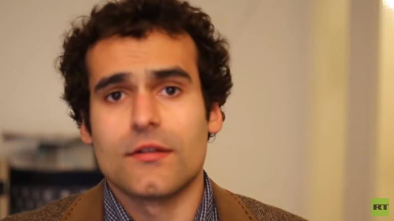Bijan Tavassoli von den Linken über Demokratie im Internetzeitalter (Video)