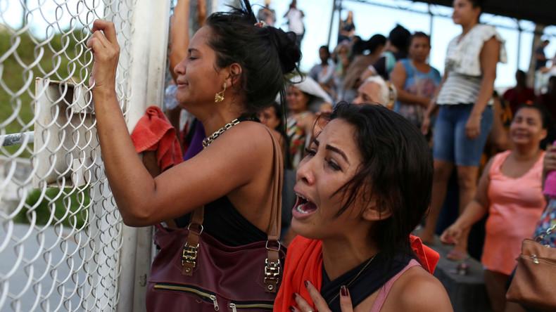 Über 50 Tote bei Machtkämpfen in mehreren brasilianischen Gefängnissen