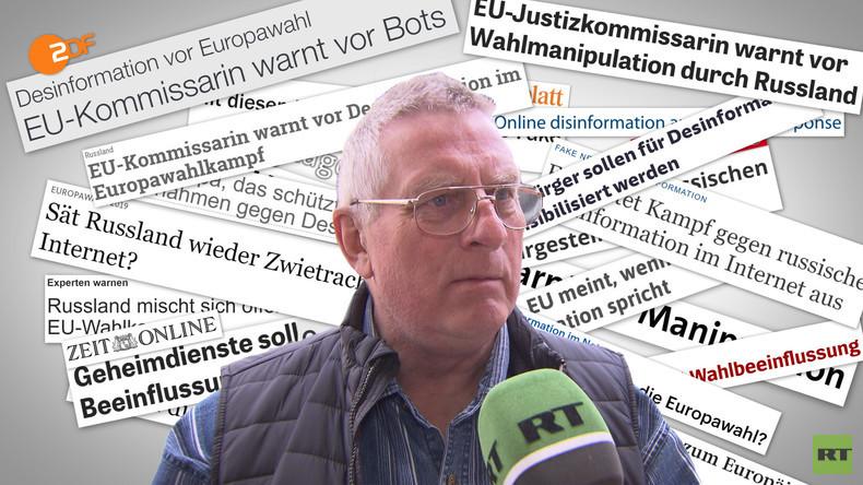 Manipulation bei EU-Wahl durch Russen? Was die Berliner dazu sagen
