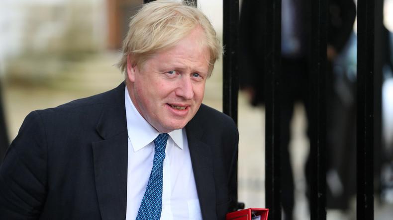 Boris Johnson muss sich wegen falscher Brexit-Aussagen vor Gericht verantworten