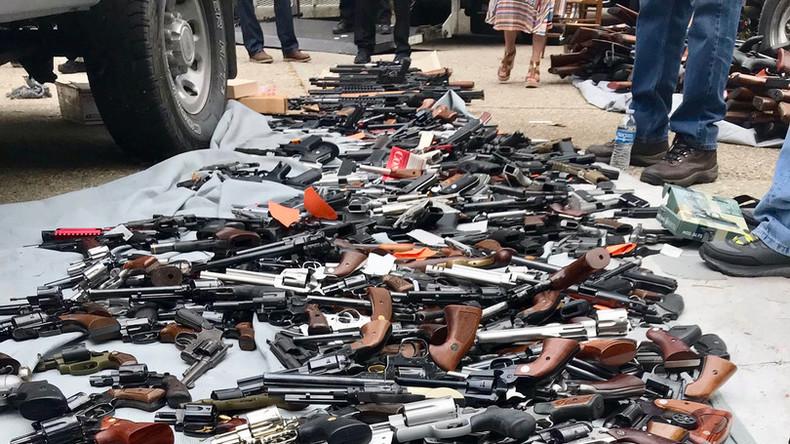 Schusswaffen aus USA und Deutschland verantwortlich für steigende Todeszahlen in Lateinamerika