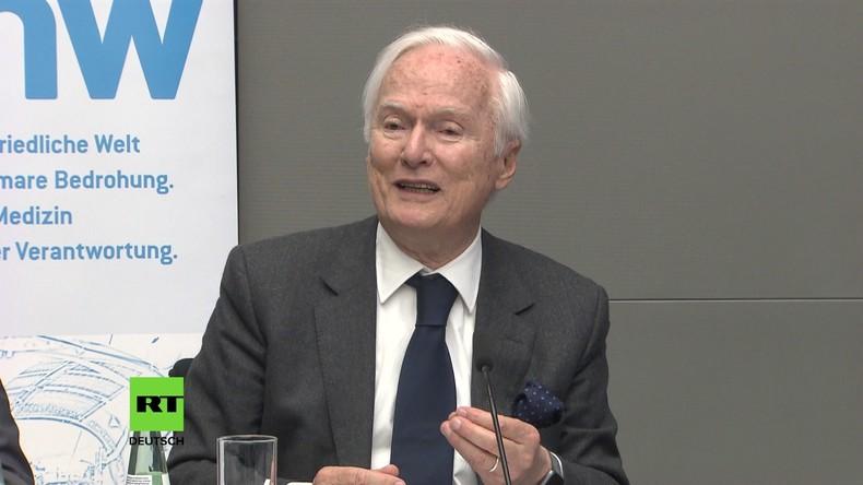 """UN-Sonderberichterstatter: """"Blockade ist ein Akt des Krieges"""""""