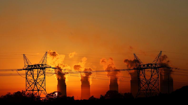 Südafrika erlässt CO2-Steuer
