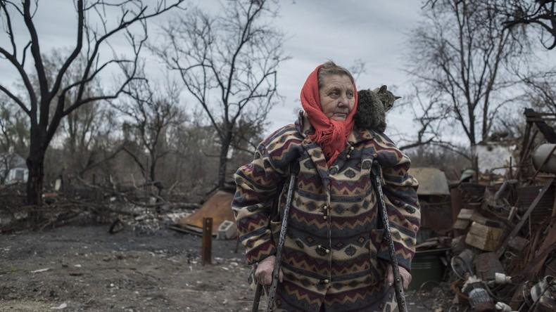 USA frieren nach Poroschenkos Niederlage den Donbass-Konflikt ein und behindern Friedensprozess