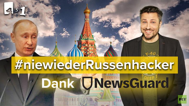 Fake-News TÜV NewsGuard ? | Propaganda-Talk mit Dr. Kani | 451° Grad
