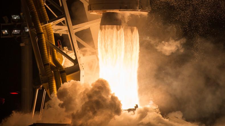 Pentagon beendet Zusammenarbeit mit Russland bei kommerziellen Raketenstarts