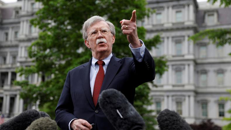 John Bolton will UN Beweise für iranische Angriffe auf Schiffe präsentieren