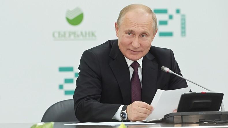 """Wladimir Putin über die Zukunft der KI: """"Der Spitzenreiter auf diesem Gebiet wird die Welt regieren"""""""
