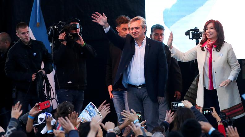 Argentinien im Wahlkampf: Ex-Präsidentin Kirchner verkündet überraschende Entscheidung