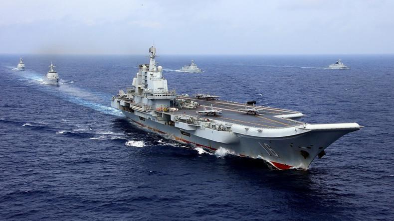 Chinesischer Militär: US-Vision von China als strategischer Rivale ist getrieben von Angst (Video)