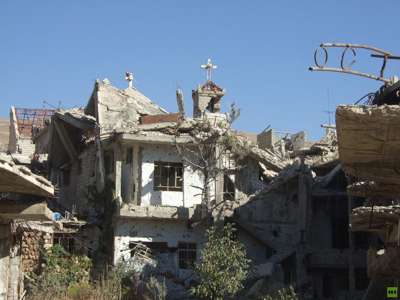 Notre-Dame liegt nicht im Nahen Osten: Das westliche Desinteresse an brennenden Kirchen in Syrien
