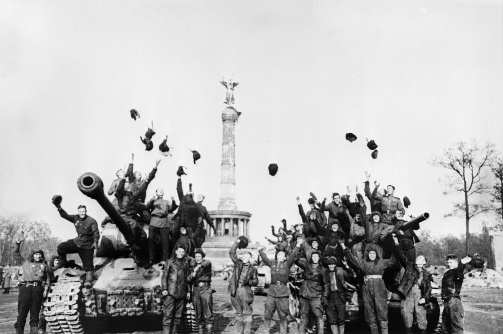 9. Mai 1945 in Berlin