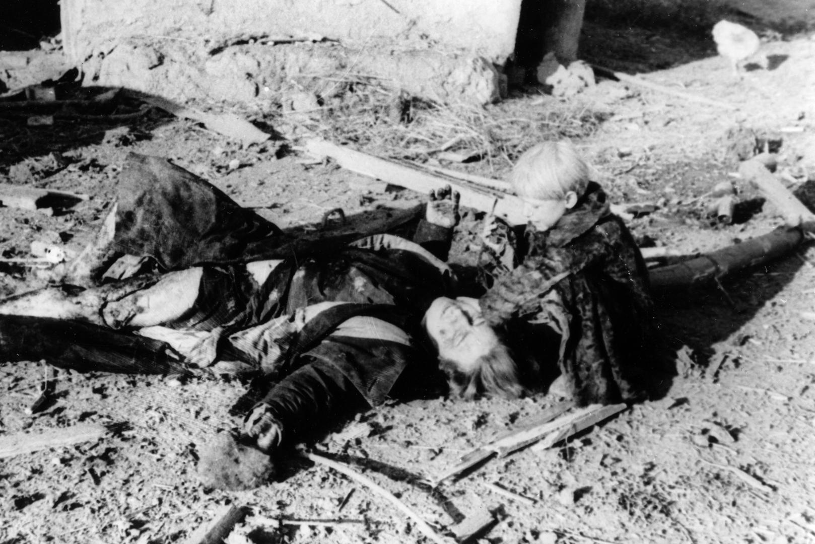 Der Zweite Krieg forderte Millionen von Opfer und hinterließ unzählige tragische Schicksale