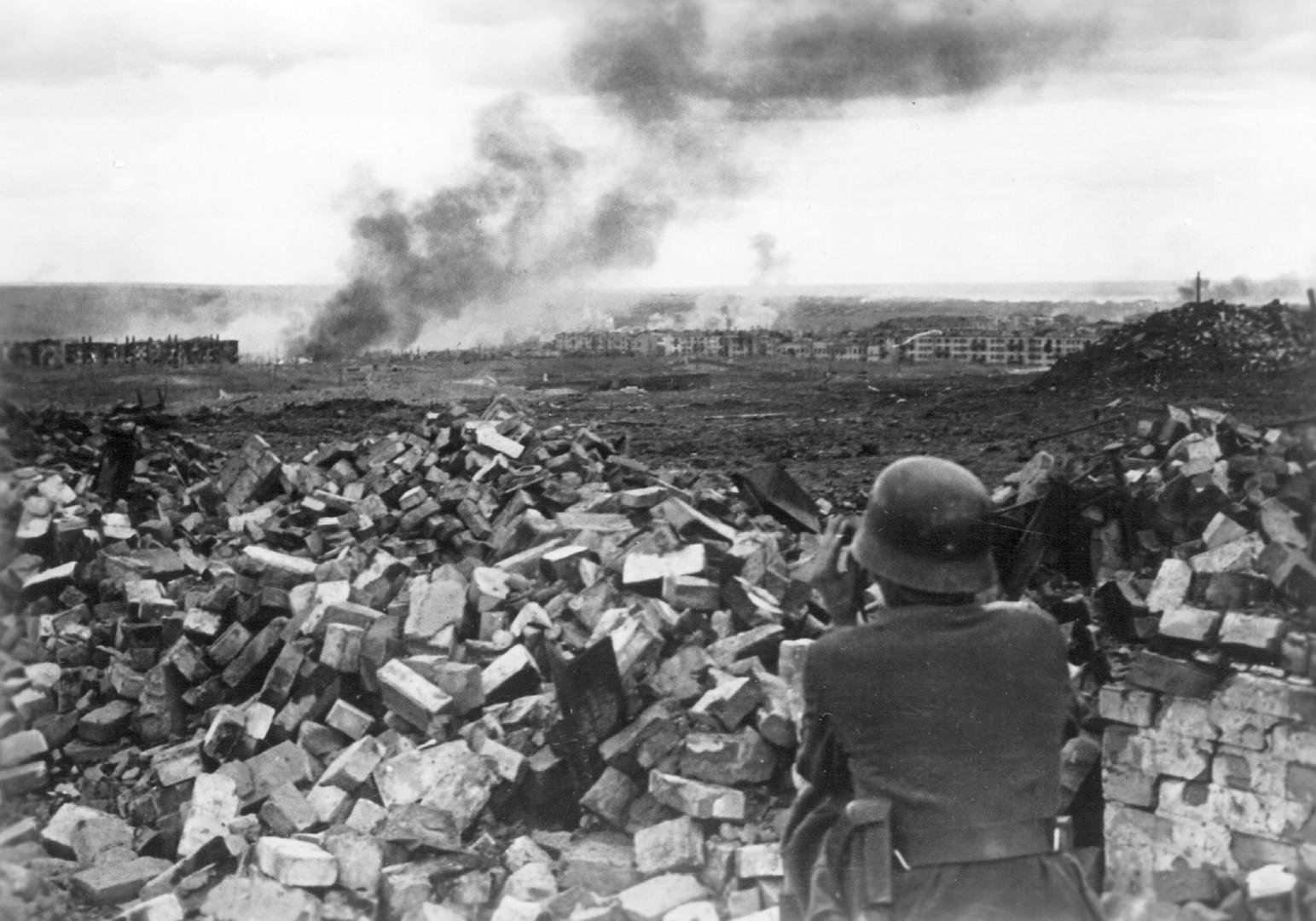 Schlacht um Stalingrad vom 23. August 1942 bis 2. Februar 1943