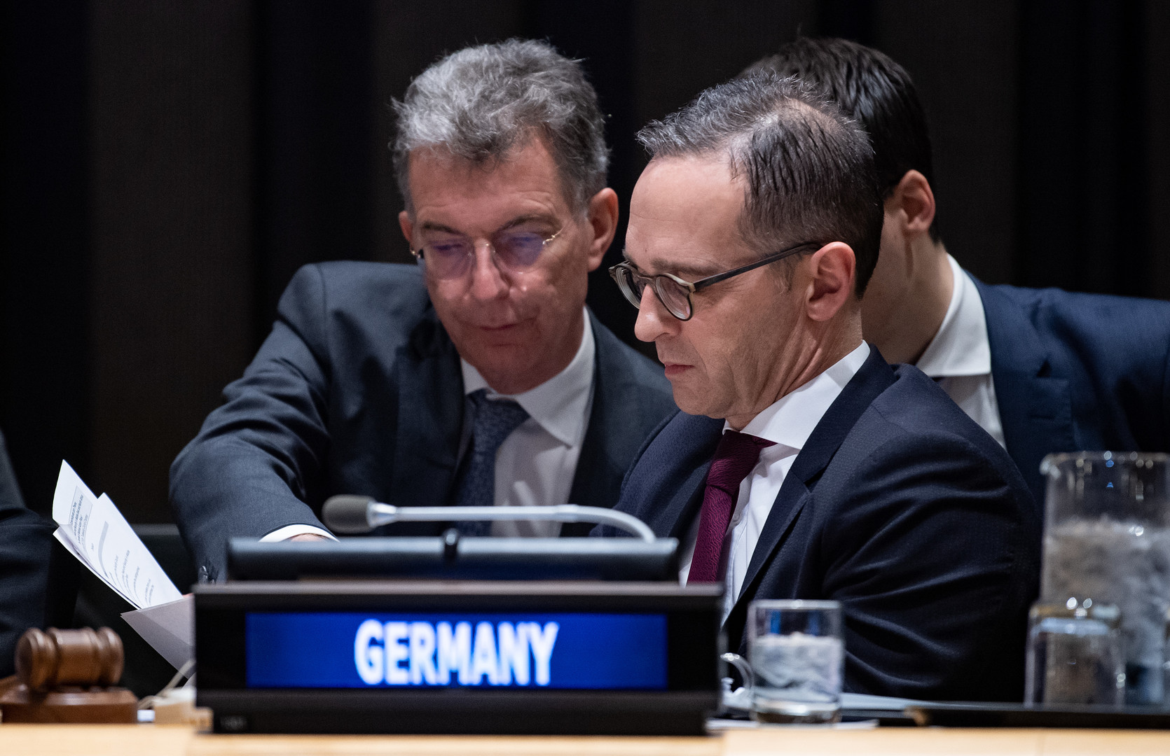 Pro- oder Anti-Israel? Maas beklagt schlechte Behandlung Israels durch die Vereinten Nationen