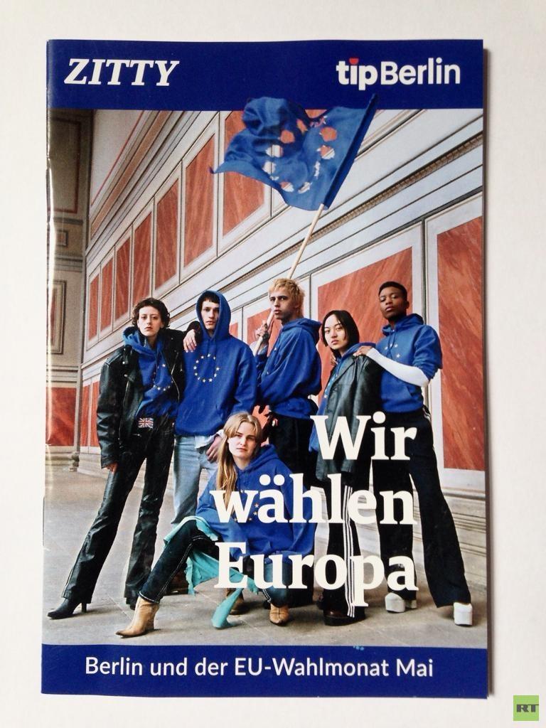 Kampagnenflut vor der EU-Wahl: Geht! Wählen! Verdammt!