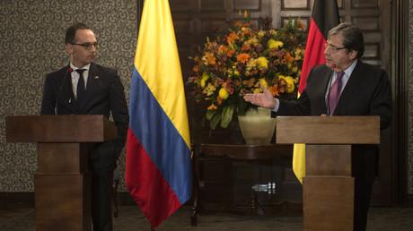 Deutschland stockt Mittel für Friedensprozess in Kolumbien auf