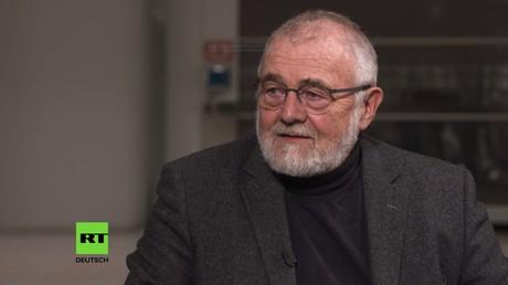 US-Imperium im Zerfall: Interview mit Rainer Rupp