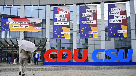 Bei der CDU/CSU geht das Framing gegen den Iran nach der Ankündigung des Teilrückzugs bereits los.