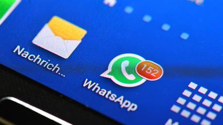 Der Chat-Dienst WhatsApp wird weltweit von über 1,5 Milliarden Menschen genutzt.