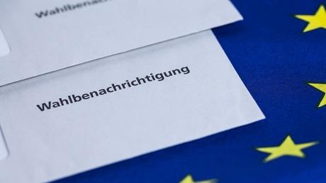 Ende dieses Monats finden Wahlen zum EU-Parlament statt.