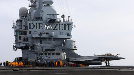 DIE ZEIT: Vom Flaggschiff der Entspannungspolitik zum NATO-Flugzeugträger