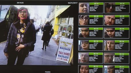 Big brother is watching you: Wer in London sein Gesicht vor Überwachungskameras versteckt, macht sich offiziell