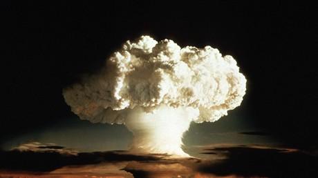 Symbolbild: Test der Hydrogenbombe