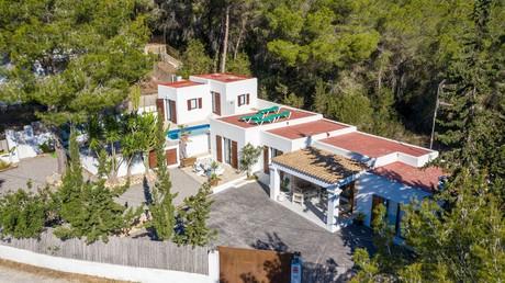 Das Ferienhaus in Ibiza, in dem das Video mit dem nun Ex-FPÖ-Chef Heinz-Christian Strache und seinem damaligen Parteifreund Johann Gudenus im Sommer 2017 entstanden war.
