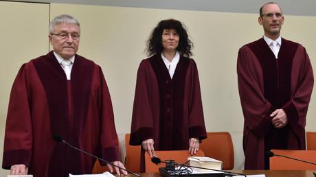 Nicht unabhängig: Vertreter des Generalbundesanwalts während des NSU-Prozesses im Januar 2018 in München