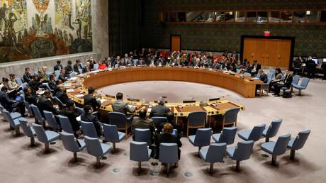 LIVE: Treffen des UN-Sicherheitsrates zur der Lage in Syrien