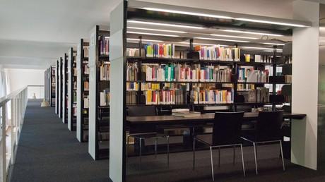 Die Bibliothek der Dresdner Hochschule