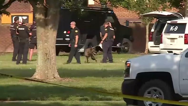 Massaker in USA: Schütze tötet zwölf Menschen in Stadtverwaltung von Virginia Beach