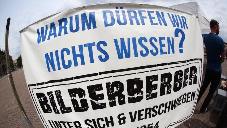 """Top Secret:  Bilderberg-Konferenz mit """"wichtigen Entscheidern"""", aber ohne CDU-Vorsitzende"""