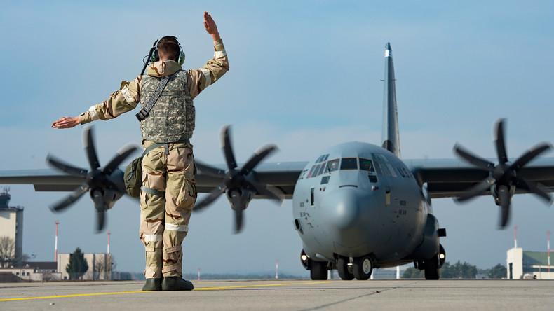"""""""Ramstein zu einem besonderen Ort zum Leben machen"""" - US-Militärflugplatz gewinnt 700.000 US-Dollar"""