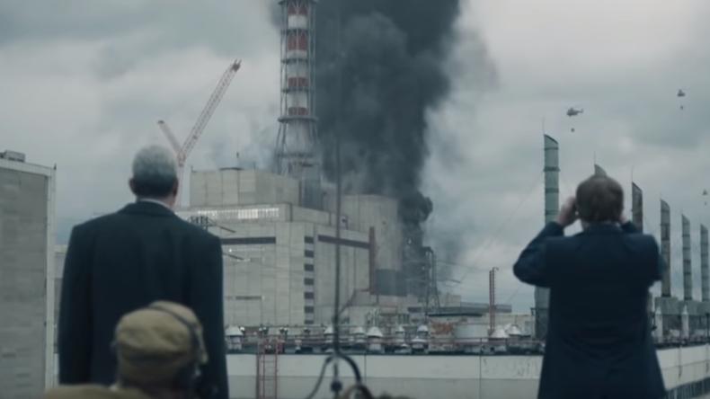 """Gespaltene Reaktionen auf Fernsehserie """"Chernobyl"""" in Russland"""