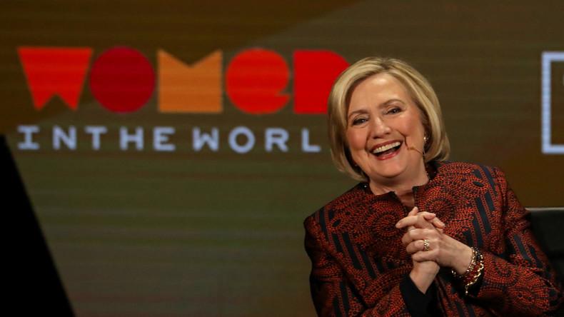 Hillary Clinton Hauptrednerin auf Cyberabwehr-Gipfel (Video)