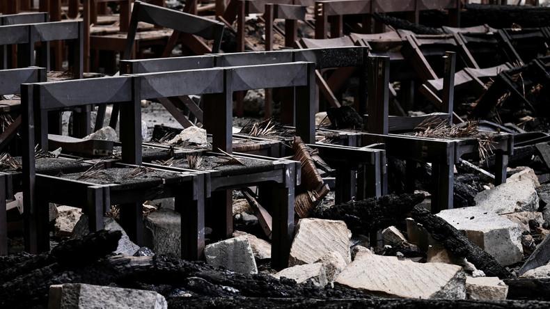 Nach Brand von Notre-Dame: Gesundheitsbehörde fordert Blutuntersuchung bei Kleinkindern