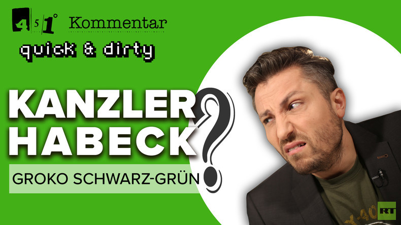 Kommt die schwarz-grüne GroKo? | 451 Grad quick & dirty
