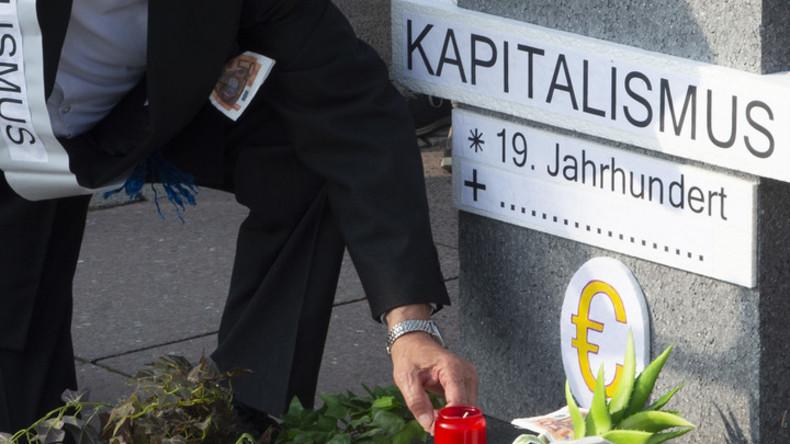 """""""Nützlich für den Markt"""" - Das perverse Spiel der deutschen Bourgeoisie mit der lohnabhängigen Masse"""