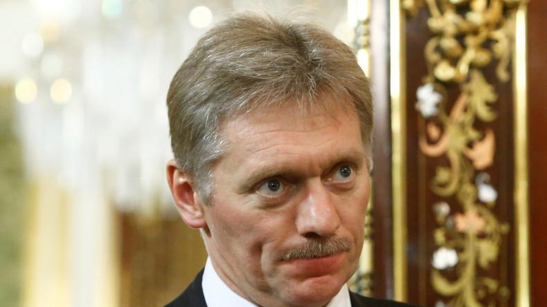 """Dmitri Peskow: """"USA zwingen Europa mit vorgehaltener Waffe, ihr Gas zu kaufen"""" (Video)"""