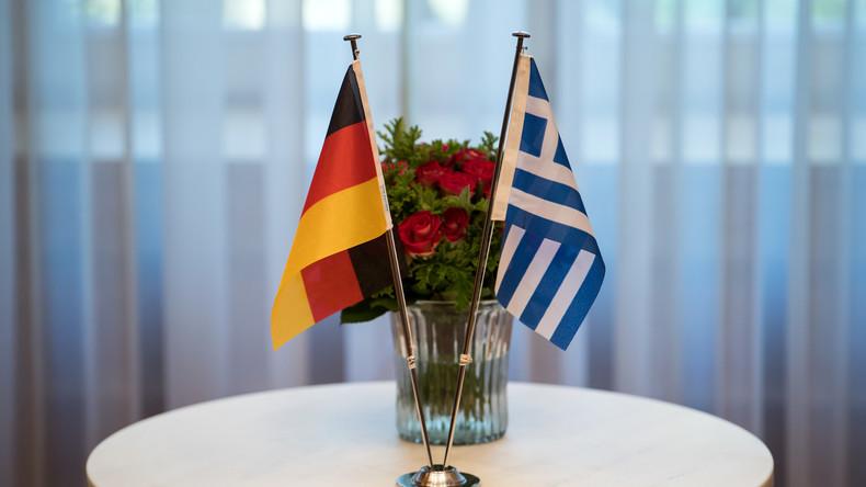 Athen sendet Verbalnote an Bundesregierung: Berlin soll 300 Milliarden Euro an Reparation zahlen