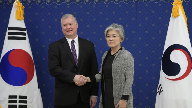 Nordkoreanische Regierung zu Südkorea: Beendet krankhafte ausländische Abhängigkeit