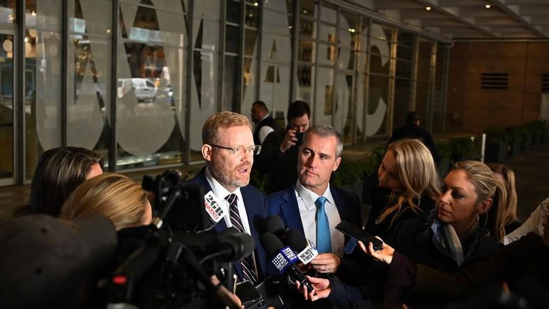 Australien: Polizei durchsucht Fernsehsender ABC wegen kritischer Doku zum Afghanistan-Krieg