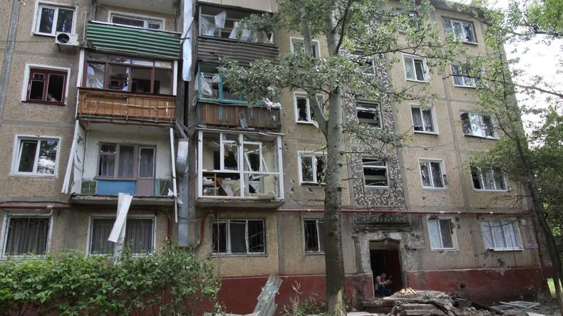 Spaltung der Ukraine wird vertieft: Gesetzentwurf zur Beschlagnahmung von Eigentum im Donbass