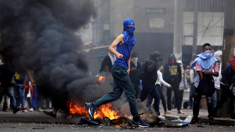 Mainstream-Medien lieben Proteste  – Außer es geht um den US-Verbündeten Honduras