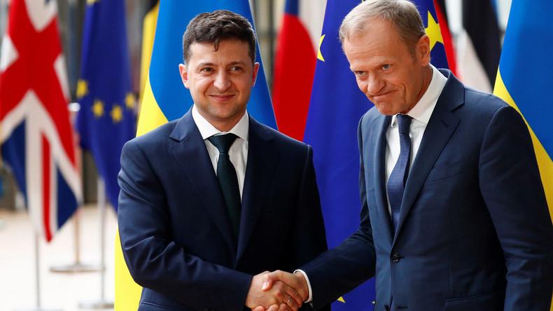 """Donald Tusk: """"Es kann kein Europa ohne die Ukraine geben!"""""""
