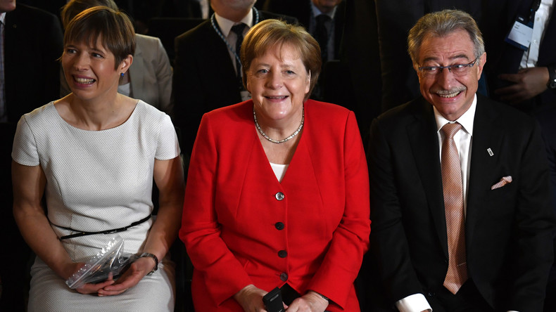 "Schluss mit ""Pillepalle"" - Merkel kündigt Kurswechsel beim Klimaschutz an"