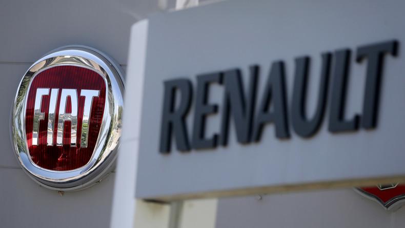 Keine Fusion: Fiat Chrysler zieht Angebot zum Zusammenschluss mit Renault zurück
